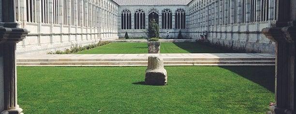 Cimitero Monumentale is one of Italy 2014.
