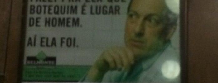 Boteco Belmonte is one of RIO - Bares.