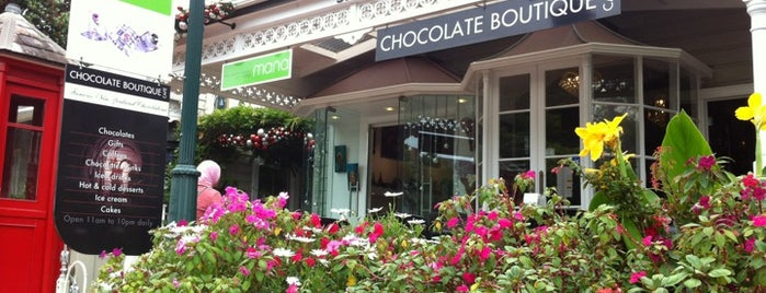 Chocolate Boutique is one of Auckland.