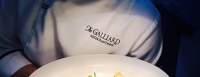 The Galliard is one of İstanbul.