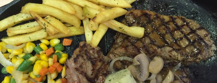 Steak 21 is one of All-time favorites in Indonesia.