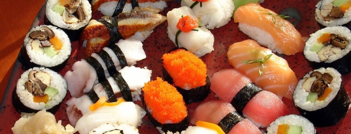 Ichiban Sushi is one of Bento Badge.