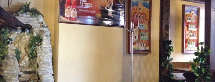 Хинкали is one of Восточная кухня | Eastern Diner.