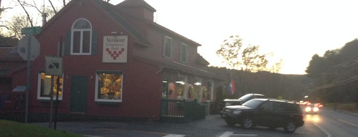 The Vermont Country Deli is one of Bucket list.