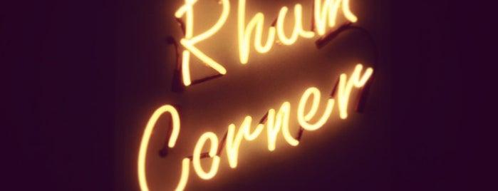 Rhum Corner is one of Toronto.