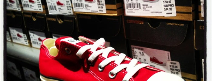 Converse Outlet is one of Miami's must visit!.