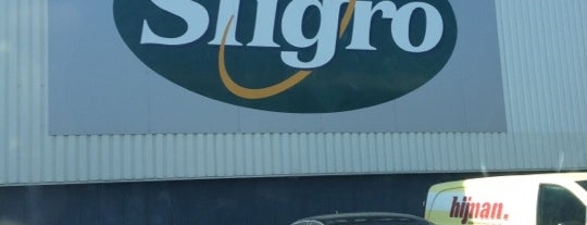 Sligro is one of Amsterdam plans.