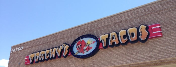 Torchy's Tacos is one of Texas.