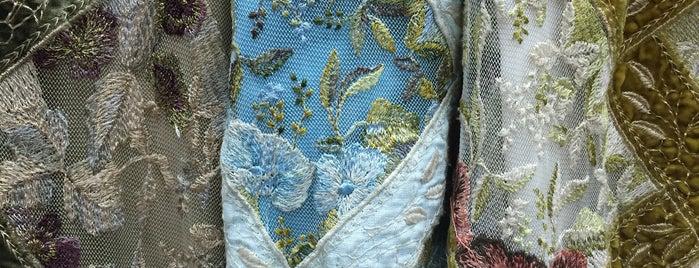 Ткани на Чернышевской is one of Sewing in SPb.
