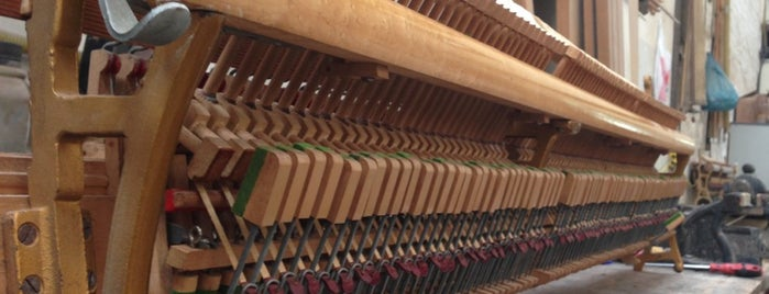 A. E. M. Pianos is one of Will.