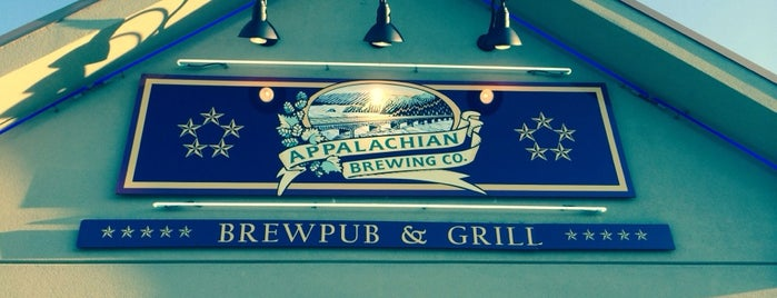 Appalachian Brewing Company - Gateway is one of More breweries than you can shake a stick.