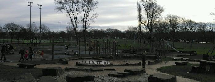 Stanley Park is one of COSAS DE NIÑOS.