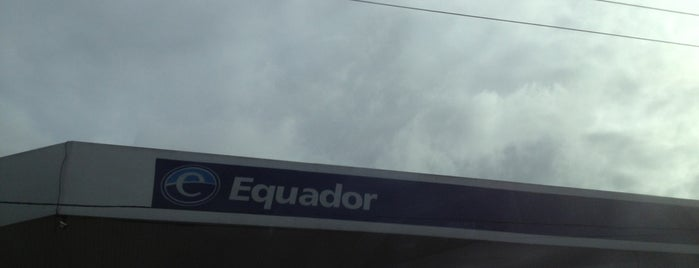 Posto Equador is one of Posto de Gasolina de Manaus.