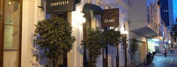 Zea Maïs is one of Associação dos Restaurantes da Boa Lembrança.