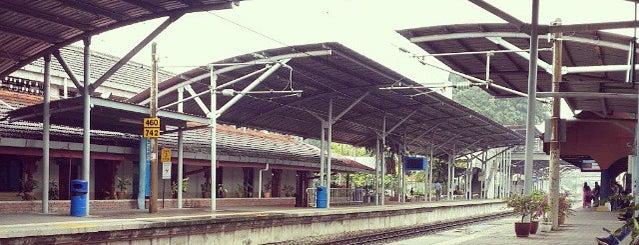 KTM Seremban (KB13) Komuter Station is one of Negeri Sembilan, Malaysia.