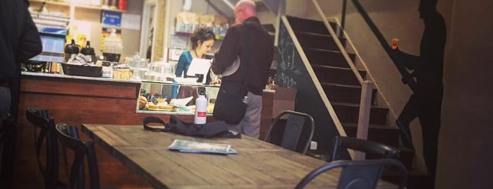 Madman Espresso is one of New York's Best Coffee Shops - Manhattan.