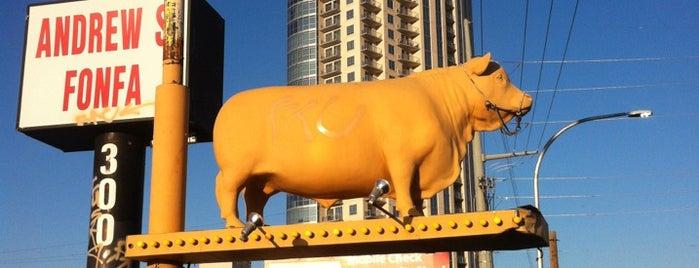 Golden Steer is one of For Las Vegas in June.