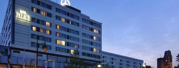 Hotel Palace Berlin is one of myhotelshop.