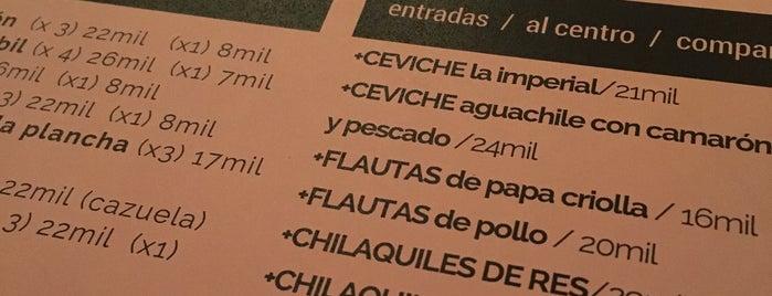 LA IMPERIAL is one of Restaurantes Mexicanos!!!.