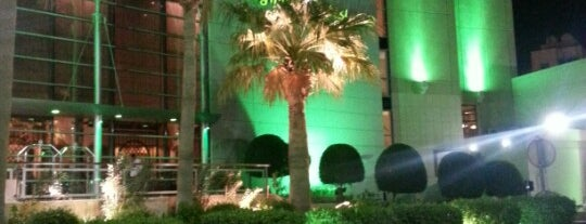 Holiday Inn Salmiya is one of Ahmed ahw.