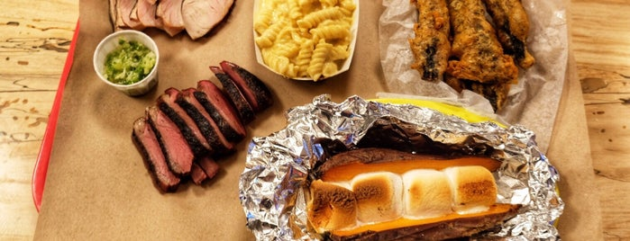 Randall's Barbecue is one of To-Do: NYC.