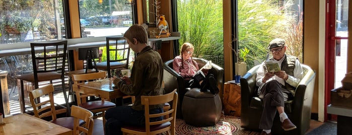 Coffee Studio is one of Boise.