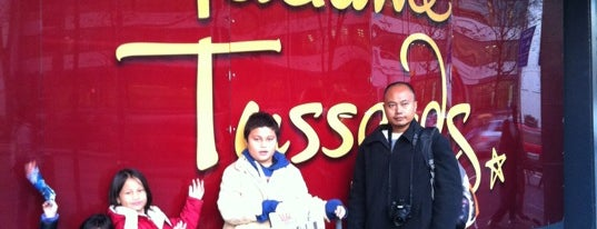 Madame Tussauds is one of Venues London.
