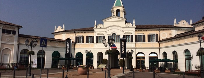 McArthurGlen Designer Outlet is one of Part 3 - Attractions in Europe.