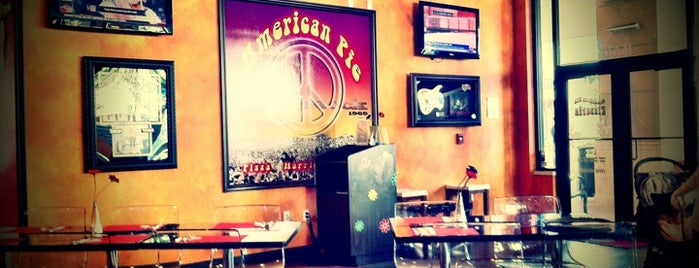 American Pie Pizzaria is one of Lukas' South FL Food List!.