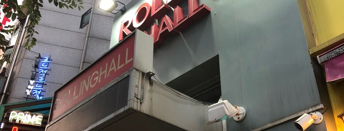 Rolling Hall is one of 합정.