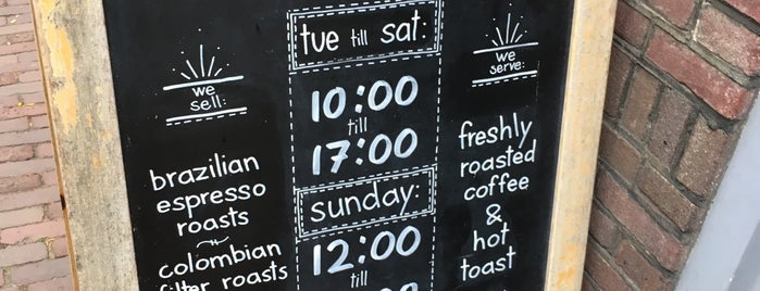 Stadsbranderij Eindhoven is one of Coffee to drink in CNW Europe.