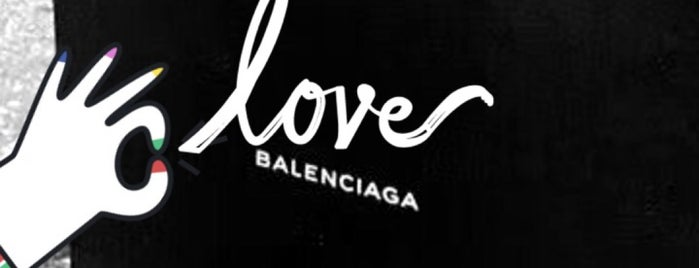 Balenciaga is one of PARIS.