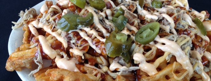 9 South Char Grill is one of LNK Noms.