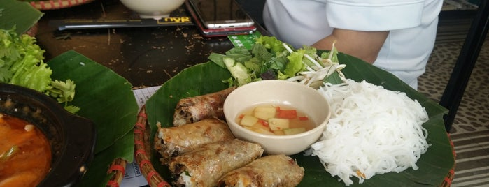 Bún đậu Homemade is one of Saigon Local Eats.