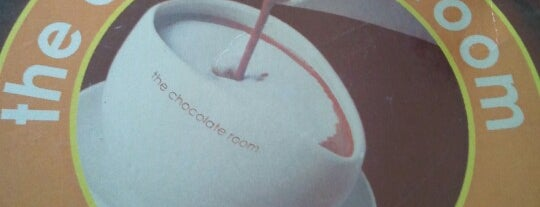 The Chocolate Room is one of Bangalore Cafes.