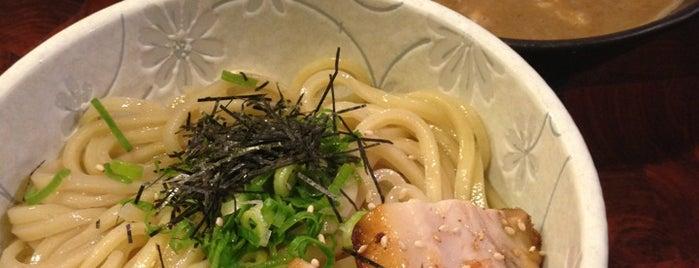 Menya Shono is one of Tokyo Restaurants 2.