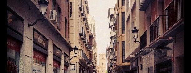 Calle Trapería is one of Murcia, que hermosa eres!.