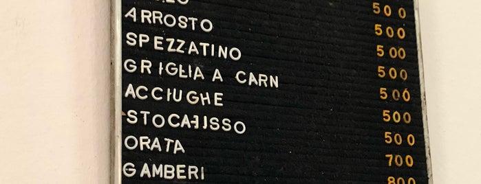 Trattoria Da Mario is one of Genova.