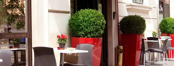 Hotel Oxford is one of Day-Use di Lusso a Roma.
