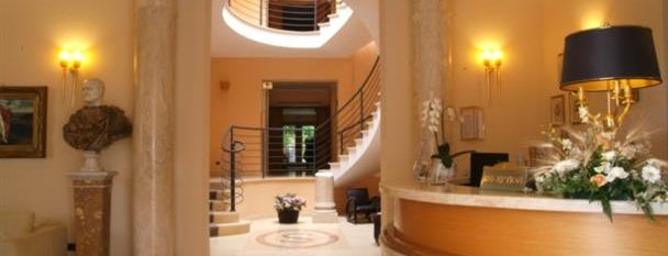 Hotel Seccy is one of Day-Use di Lusso a Roma.