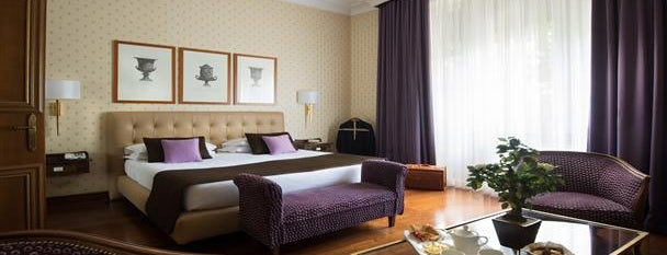 Hotel Imperiale is one of Day-Use di Lusso a Roma.