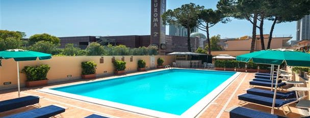Hotel Colombo is one of Day-Use di Lusso a Roma.