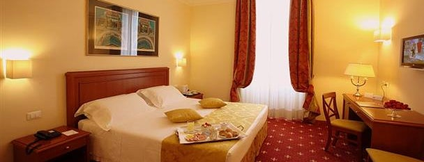 Milton Hotel Rome is one of Day-Use di Lusso a Roma.
