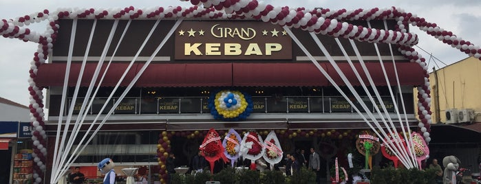 GRAND KEBAP is one of My turkey.