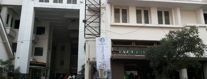 Starbucks is one of Most visit Food place in Bandung.