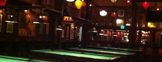 Ringlers Pub is one of McMenamin's.