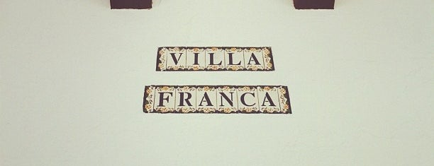 Villa Franca is one of Familiar.