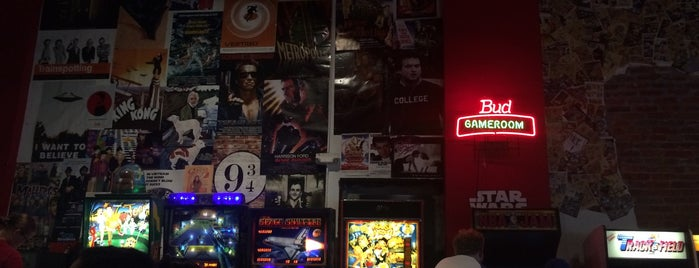 Tapcade is one of Video Game & Gamer Bars.
