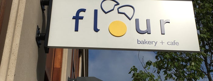 Flour Bakery + Cafe is one of Boston.
