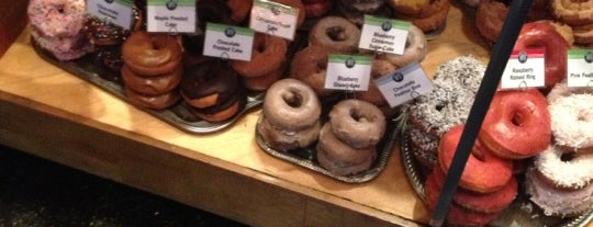 Top Pot Doughnuts is one of Seattle.